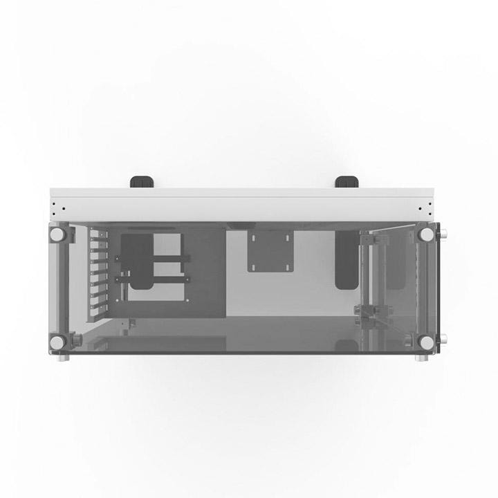 Thermaltake Core P5 Tempered Glass Snow Edition Transparent - Boîtier PC - 3