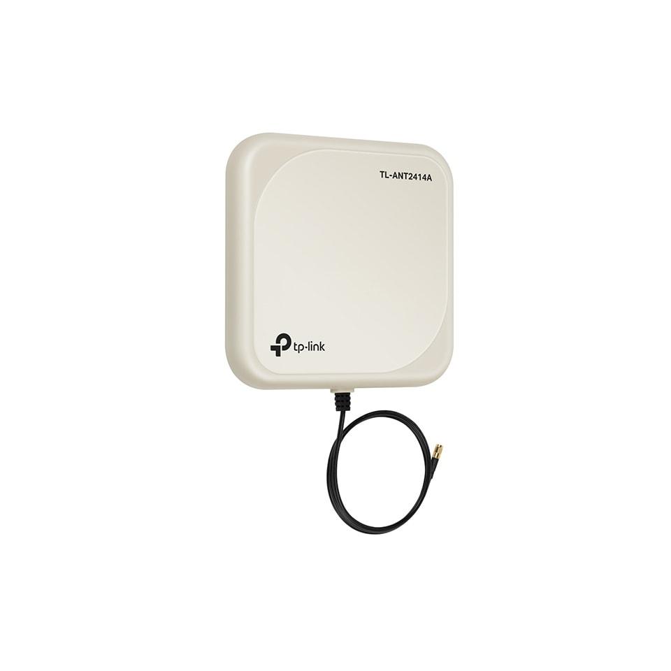 TP-Link Antenne WiFi externe 2,4GHz 14dBi (TL-ANT2414A) - Achat / Vente Réseau divers sur Cybertek.fr - 0
