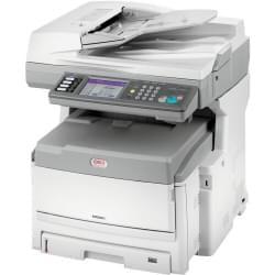 Oki MC851dn+ (Laser Couleur A3 Réseau) (43967063) - Achat / Vente Imprimante Multifonction sur Cybertek.fr - 0