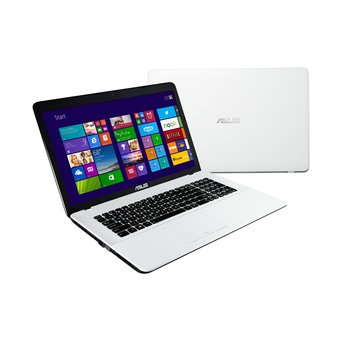 Asus X751LJ-TY401T Blanc (90NB08D2-M06020) - Achat / Vente PC portable sur Cybertek.fr - 0