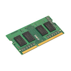 image produit Mémoire PC portable Kingston SO-DIMM 8Go DDR4 2400 KVR24S17S8/8