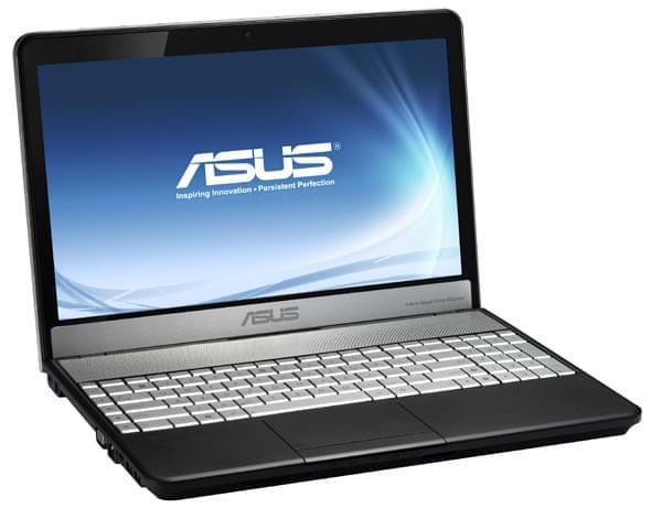 Asus N55SF-S2204V - PC portable Asus - Cybertek.fr - 0