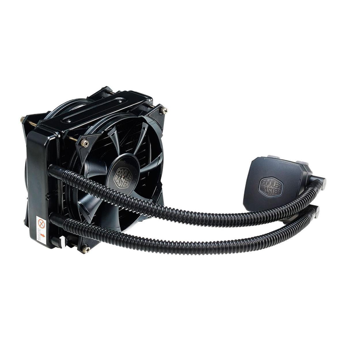 Cooler Master Nepton 140XL Watercooling (RL-N14X-20PK-R1) - Achat / Vente Ventilateur CPU sur Cybertek.fr - 0