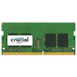 Crucial Mémoire PC portable SO-DIMM 4Go DDR4 2133MHz C15 - CT4G4SFS8213 Cybertek
