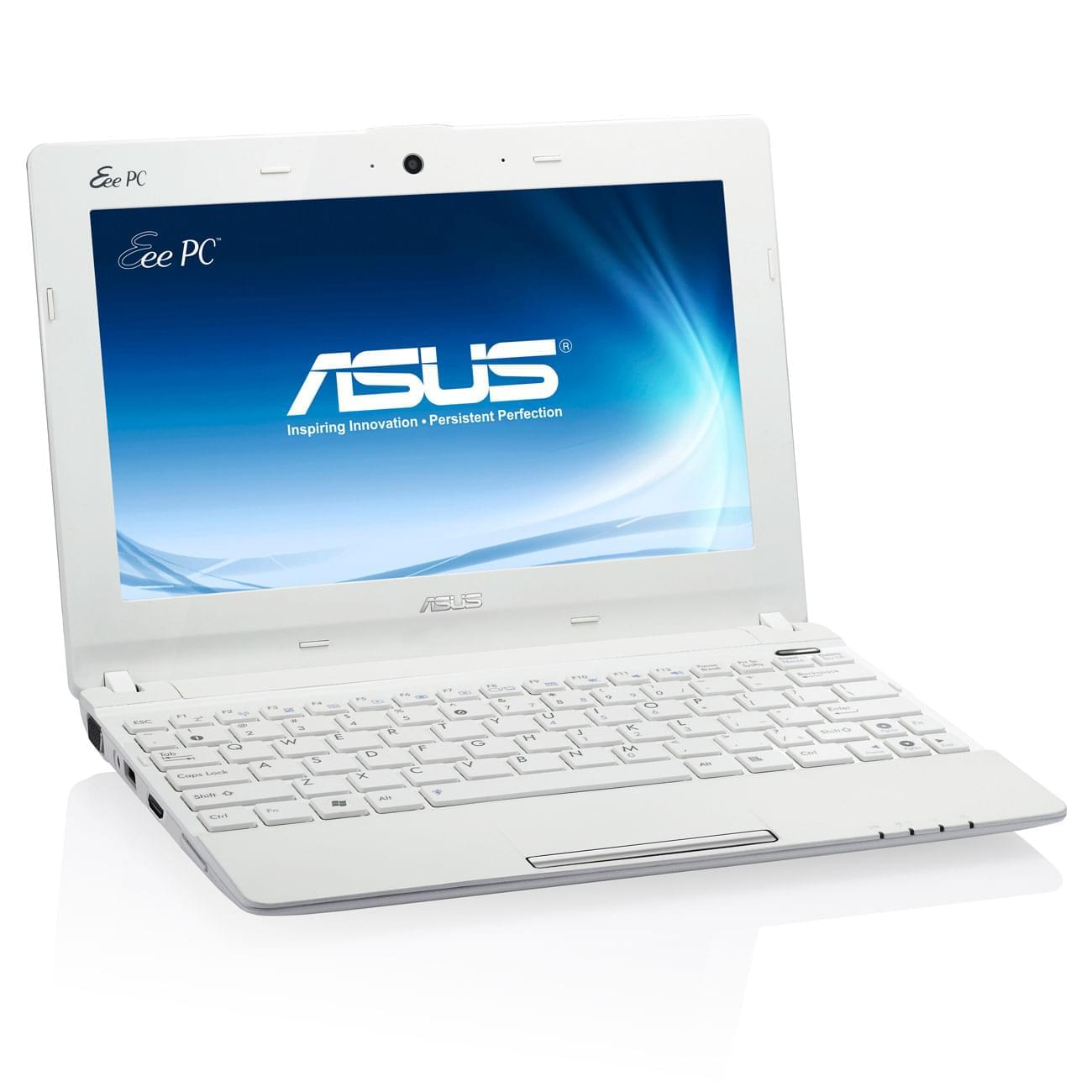 Asus X101CH-WHI024S (X101CH-WHI024S) - Achat / Vente PC Portable sur Cybertek.fr - 0