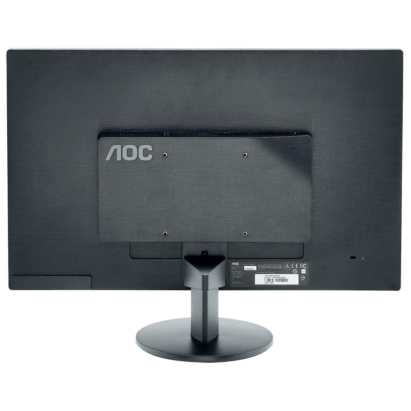 AOC e2770She (E2770SHE fdv) - Achat / Vente Ecran PC sur Cybertek.fr - 3