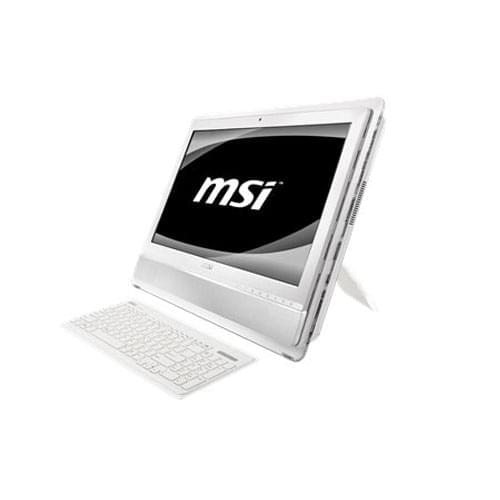 MSI AE2410-201 (AE2410-201FR) - Achat / Vente All-In-One PC sur Cybertek.fr - 0