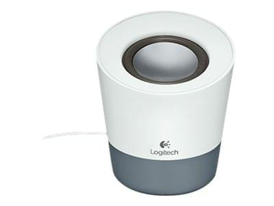 Logitech Z50 Dolphin Gray (980-000804) - Achat / Vente Enceinte PC sur Cybertek.fr - 0