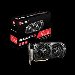 image produit MSI RX 5600 XT GAMING MX - RX5600XT/6Go/HDMI/DP Cybertek