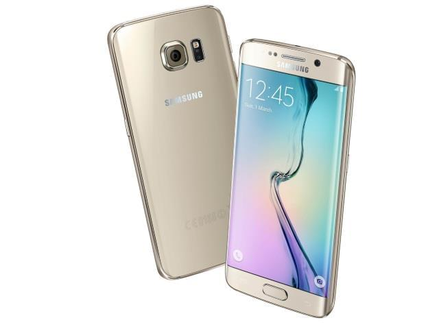 Samsung Galaxy S6 Edge 32Gb Gold G925F (SM-G925FZDA) - Achat / Vente Téléphonie sur Cybertek.fr - 0