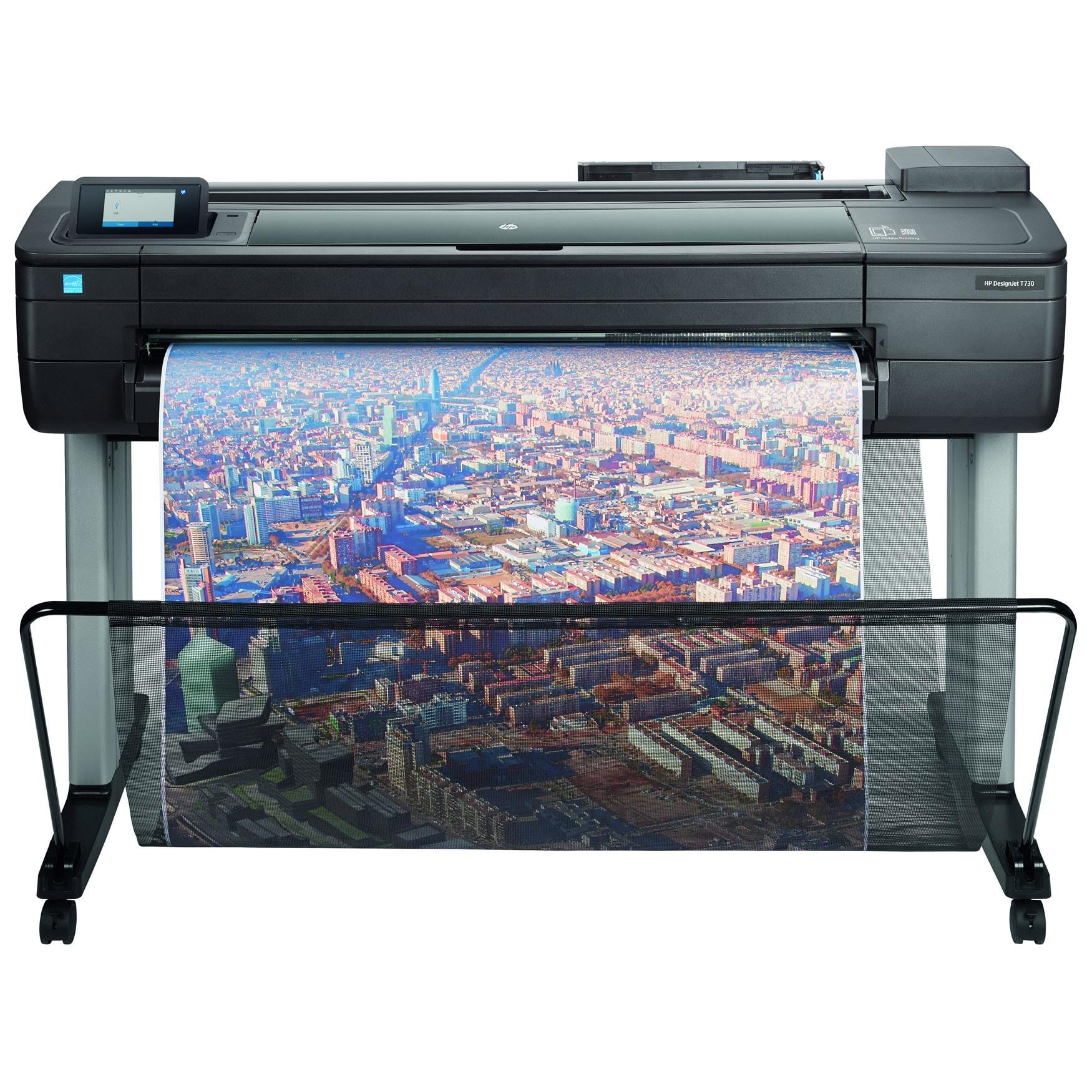 "Imprimante HP DesignJet T730 36"" - Cybertek.fr - 0"