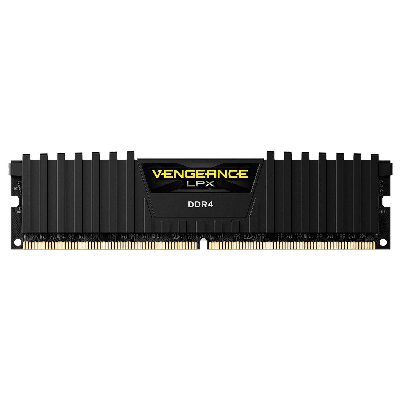 Corsair CMK16GX4M2B3200C16  16Go DDR4 3200MHz - Mémoire PC - 3