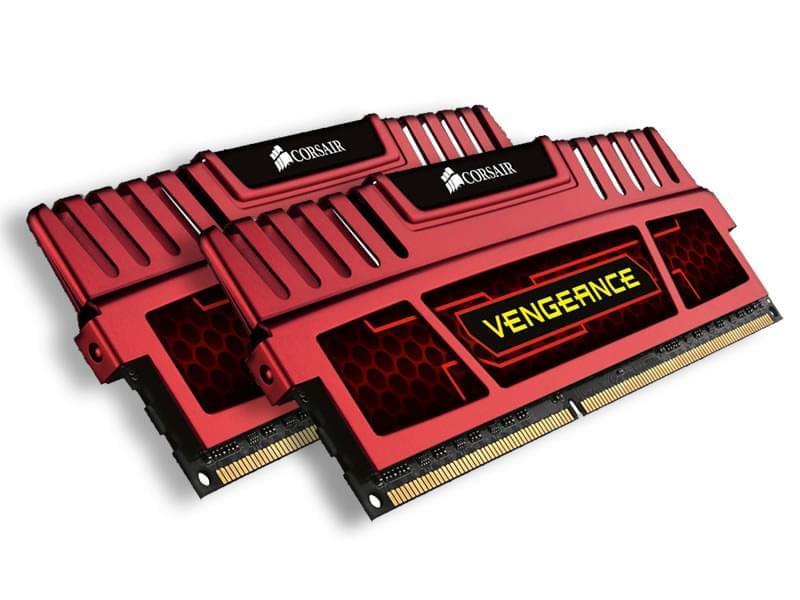 Corsair CMZ8GX3M2A2133C11R (2x4Go DDR3 PC17066) (CMZ8GX3M2A2133C11R) - Achat / Vente Mémoire PC sur Cybertek.fr - 0