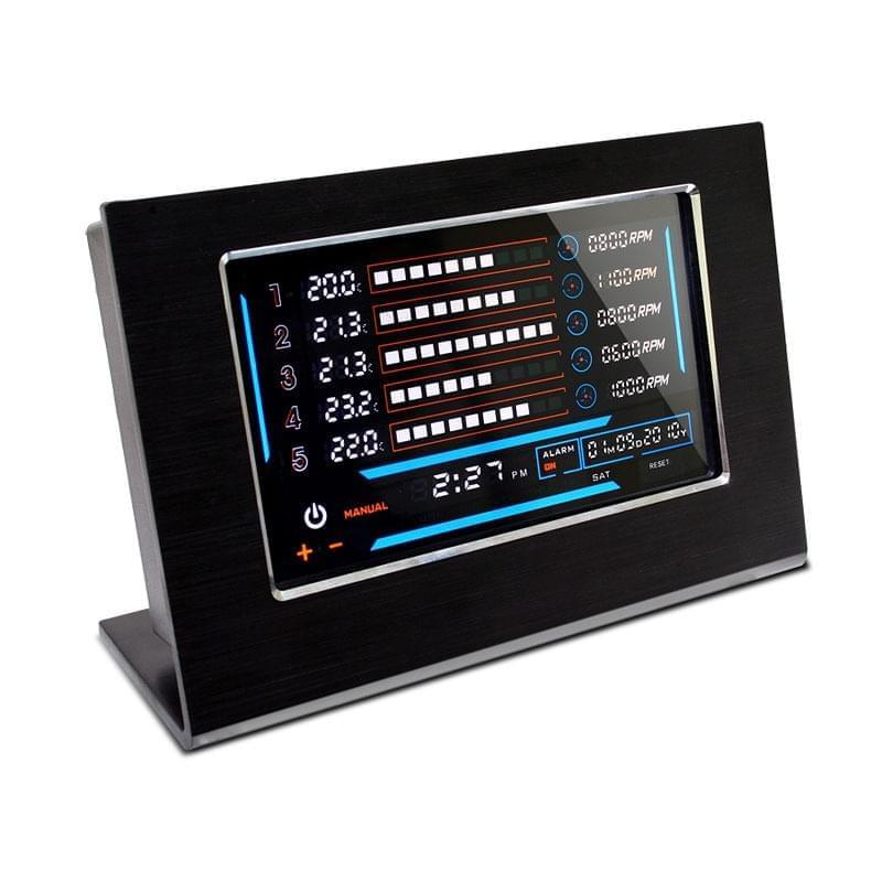 NZXT Rhéobus Sentry LXE (SENLXE-001) - Achat / Vente Accessoire Refroidissement PC sur Cybertek.fr - 0