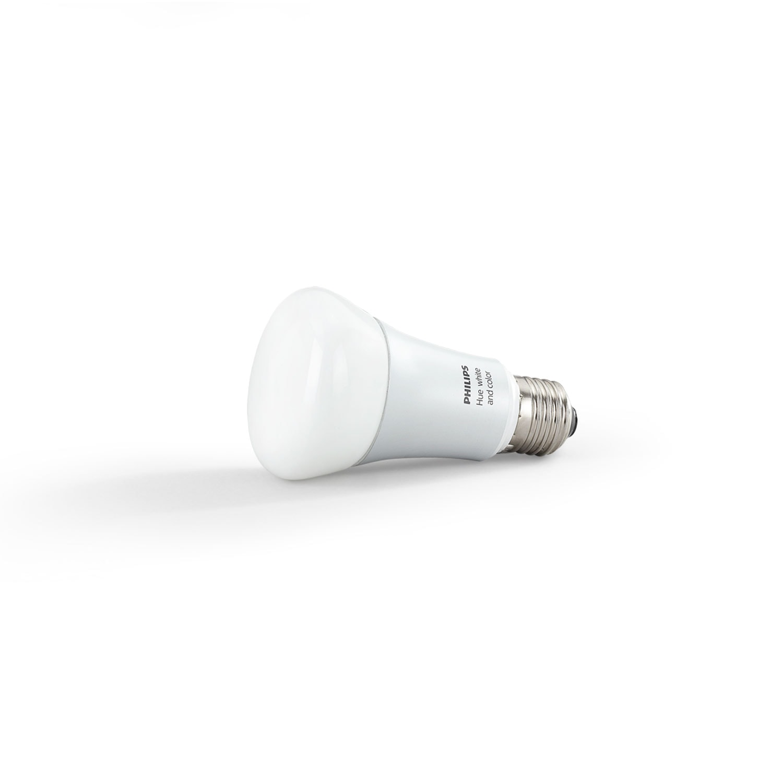 Philips HUE - Ampoule LED 10W A60 E27 (929001257303) - Achat / Vente Objet connecté / Domotique sur Cybertek.fr - 1