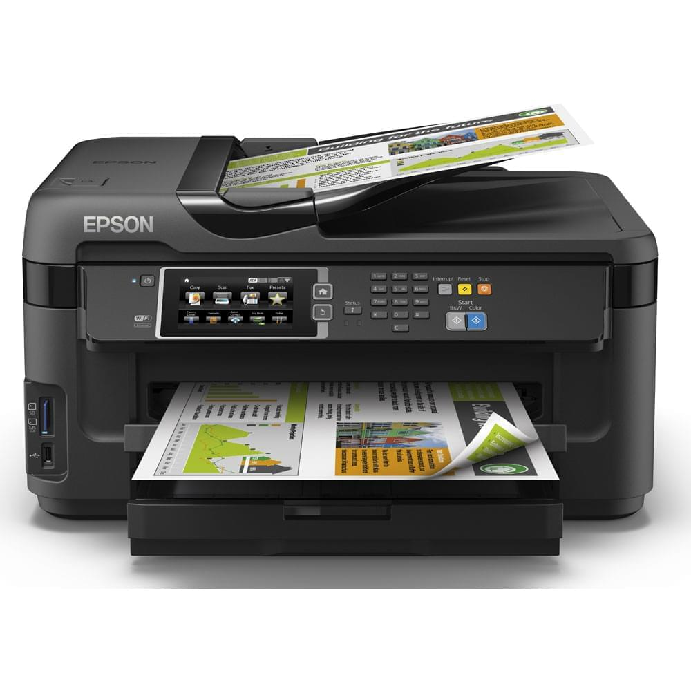 Imprimante multifonction Epson WorkForce WF-2630WF - Cybertek.fr - 0