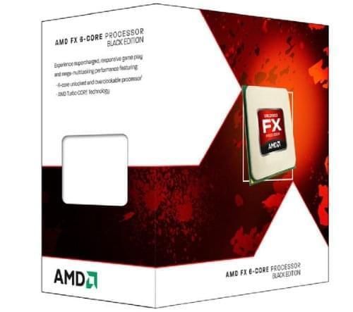 AMD FX-6350 (FD6350FRHKBOX) - Achat / Vente Processeur sur Cybertek.fr - 0