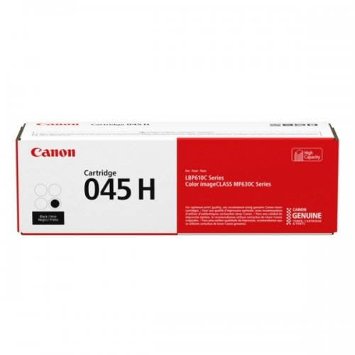 Toner Noir Grande Capacité 045 HBK - 1246C002 pour imprimante  Canon - 0
