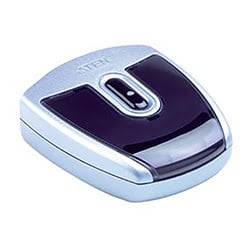 image produit Aten 2UC- 1 périphérique USB Automatique - US221A Cybertek