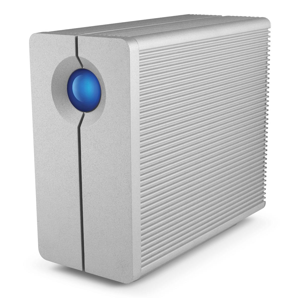 LaCie 2big NAS (2000345) - Achat / Vente Boîtier externe sur Cybertek.fr - 0