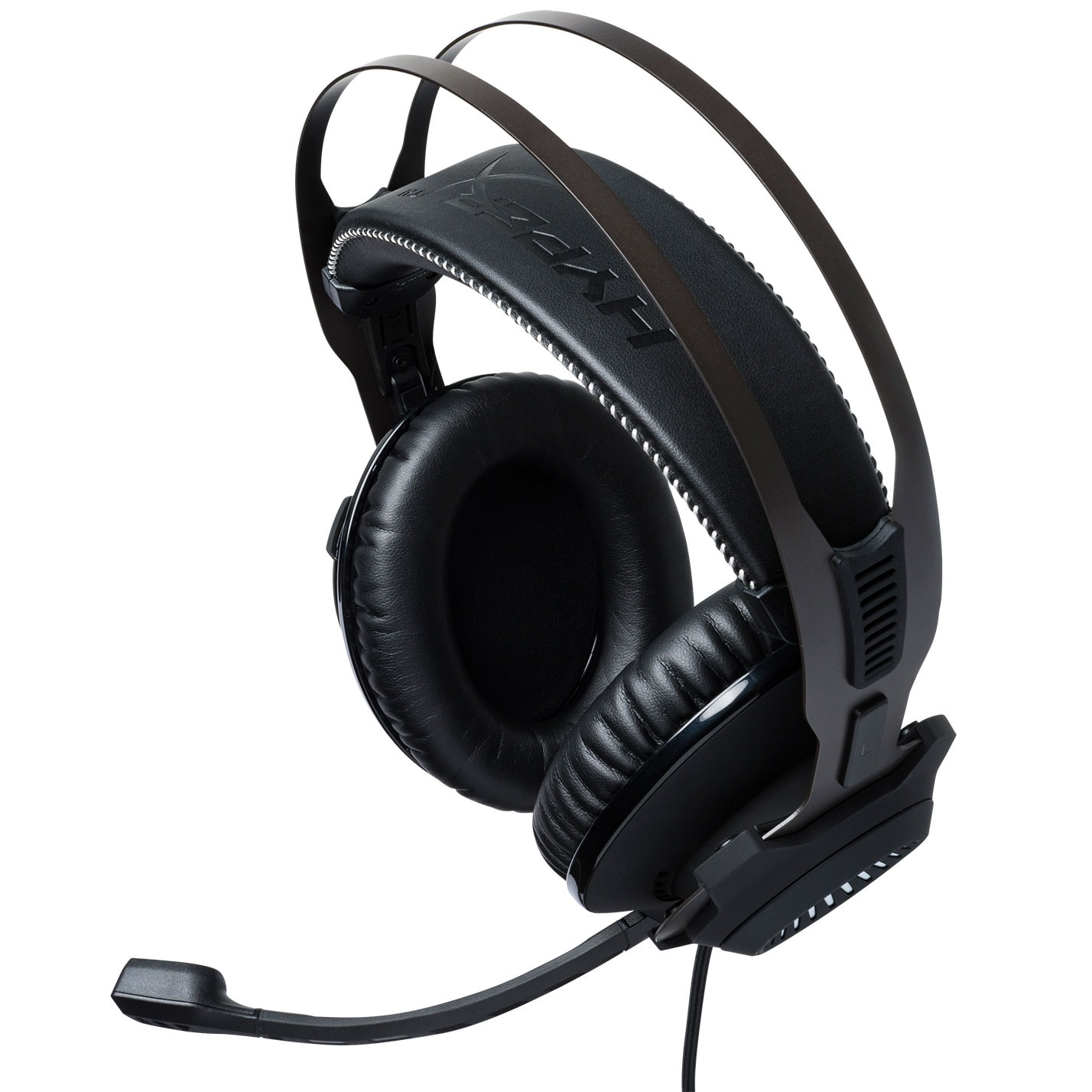 HyperX Cloud Revolver S Gaming Headset (Gun Metal) 7.1 Surround - Micro-casque - 2