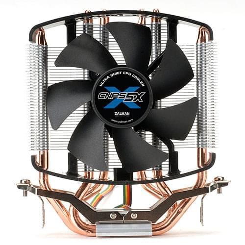 Zalman CNPS 5X PERFORMA SKAM3/AM2/1155/1156/775 (CNPS5XPERFORMA) - Achat / Vente Ventilateur sur Cybertek.fr - 0