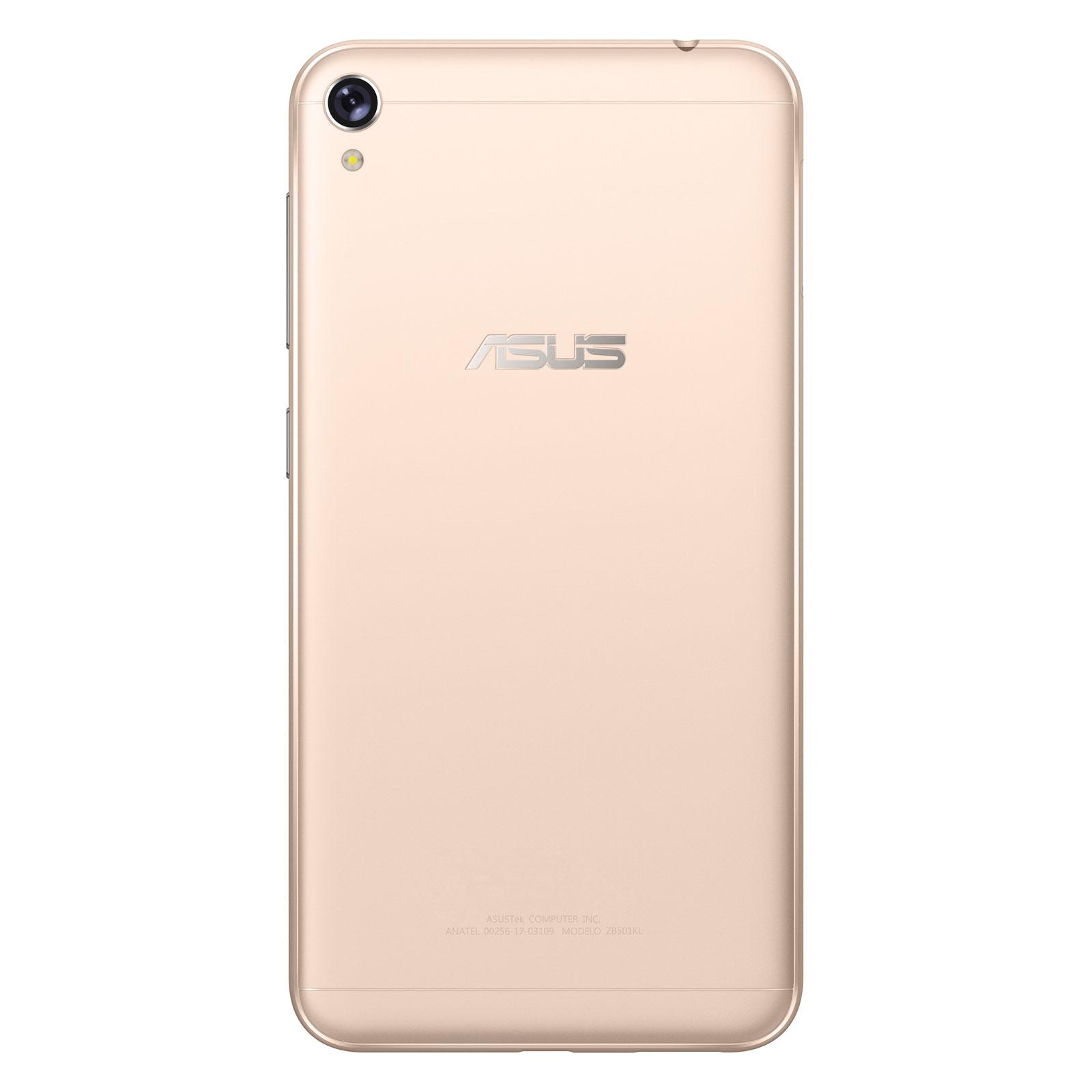 Asus ZenFone Live ZB501KL Gold 16Go - Téléphonie Asus - 2