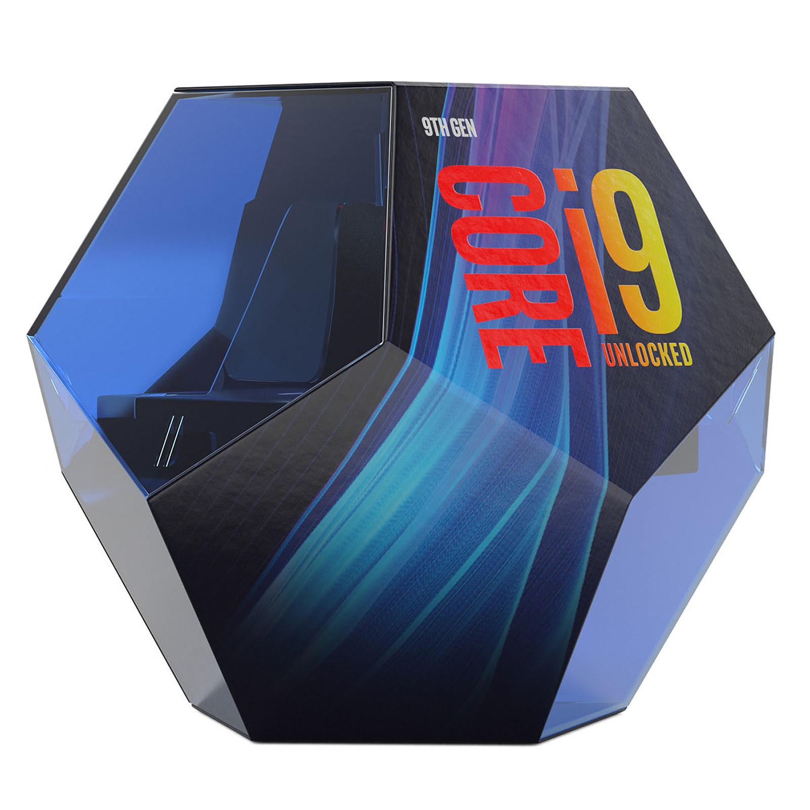 Intel Core i9-9900KS - 3.6GHz/LGA1151(2017)/Ss Vent./BOX (BX80684I99900KS) - Achat / Vente Processeur sur Cybertek.fr - 0