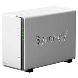 Synology Serveur NAS DS216J - 2 HDD Cybertek