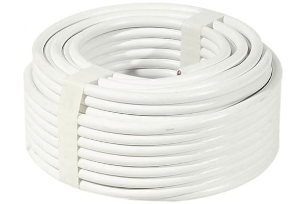 Rouleau de câble antenne TV/Sat 75 Ohms - 25m - 0