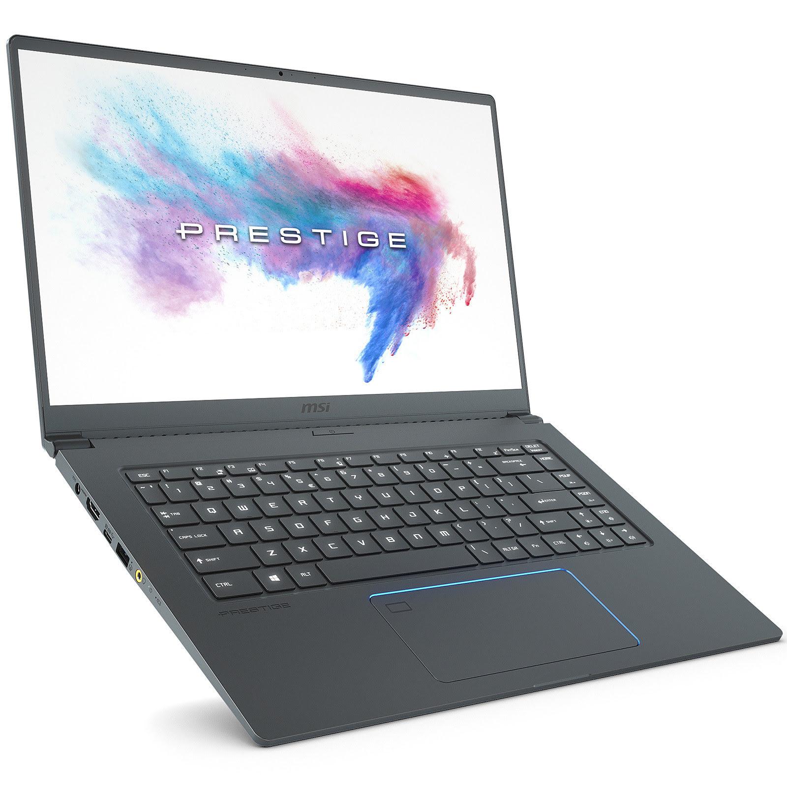 MSI PS63 Modern 8MO-201XFR (9S7-16S211-201) - Achat / Vente PC portable sur Cybertek.fr - 0