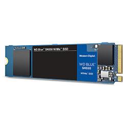 image produit WD 500Go BLUE NVMe M.2 - WDS500G2B0C Cybertek