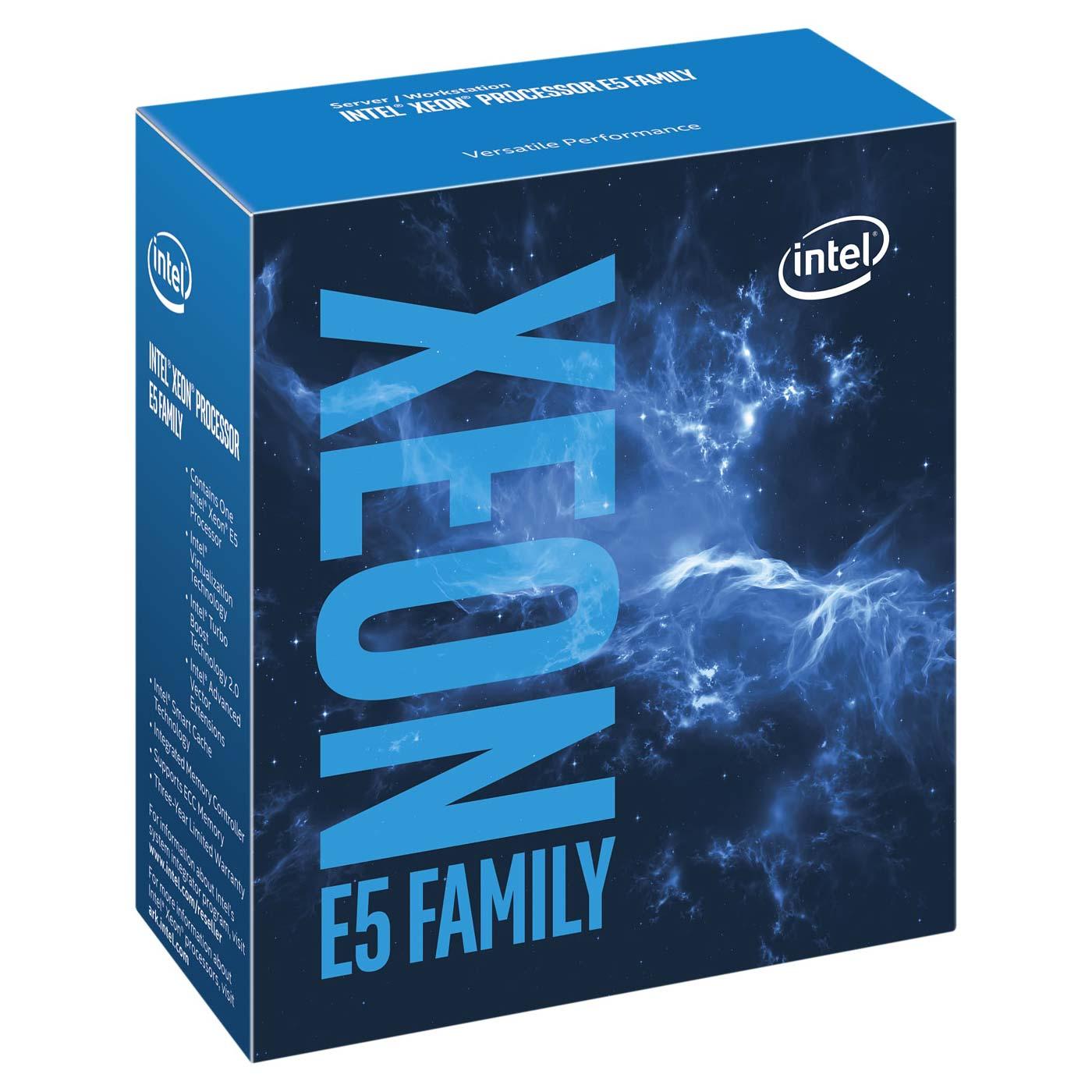 Intel Xeon E5-2630 V4 - 2,2GHz - Processeur Intel - Cybertek.fr - 0