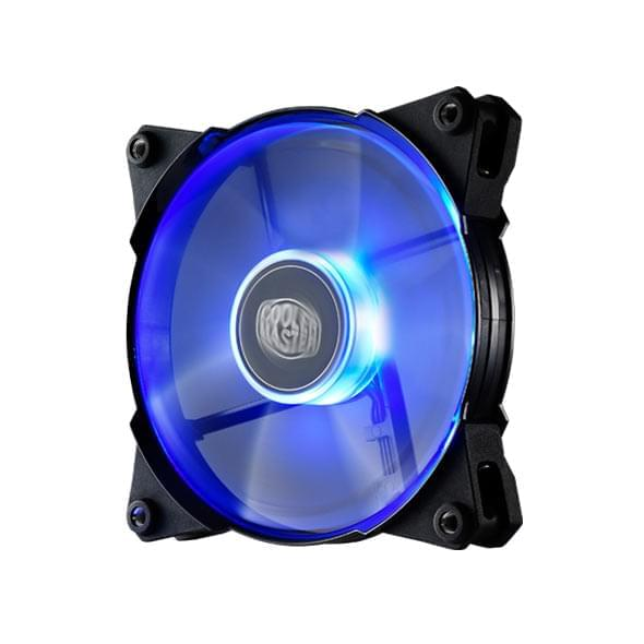 Cooler Master Jetflo 120 Blue LED - Ventilateur boîtier - 0