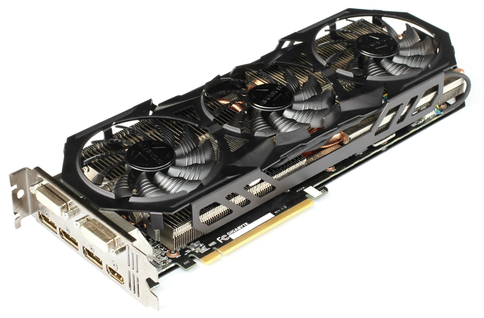 Gigabyte N970G1 GAMING 4GD 4Go - Carte graphique Gigabyte - 0