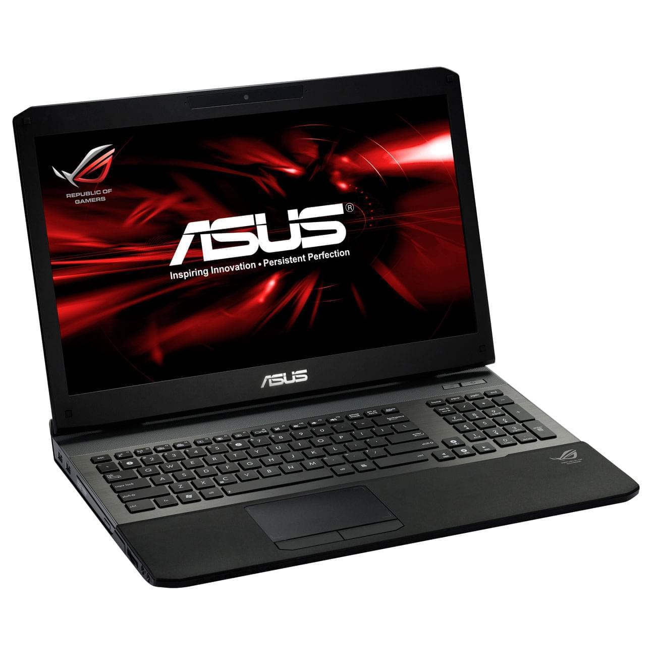 Asus G75VX-CV122H - PC portable Asus - Cybertek.fr - 0