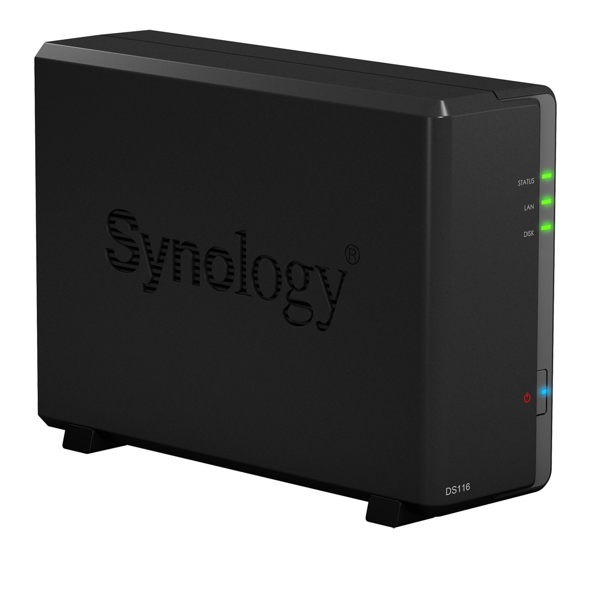 Synology DS116 - 1 HDD - Serveur NAS Synology - Cybertek.fr - 0