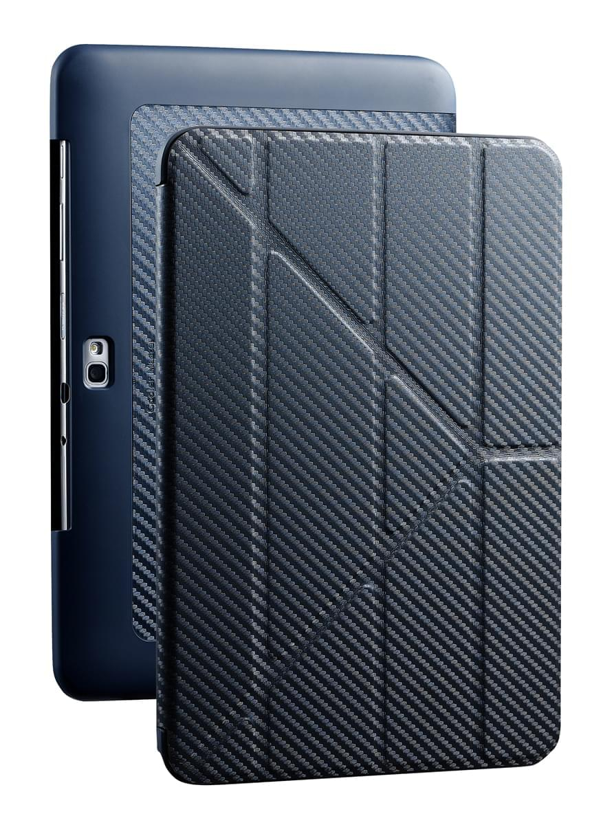 Cooler Master Yen Folio Carbon Galaxy Note 10.1 (C-STYF-CN10-DD soldé) - Achat / Vente Accessoire Tablette sur Cybertek.fr - 0