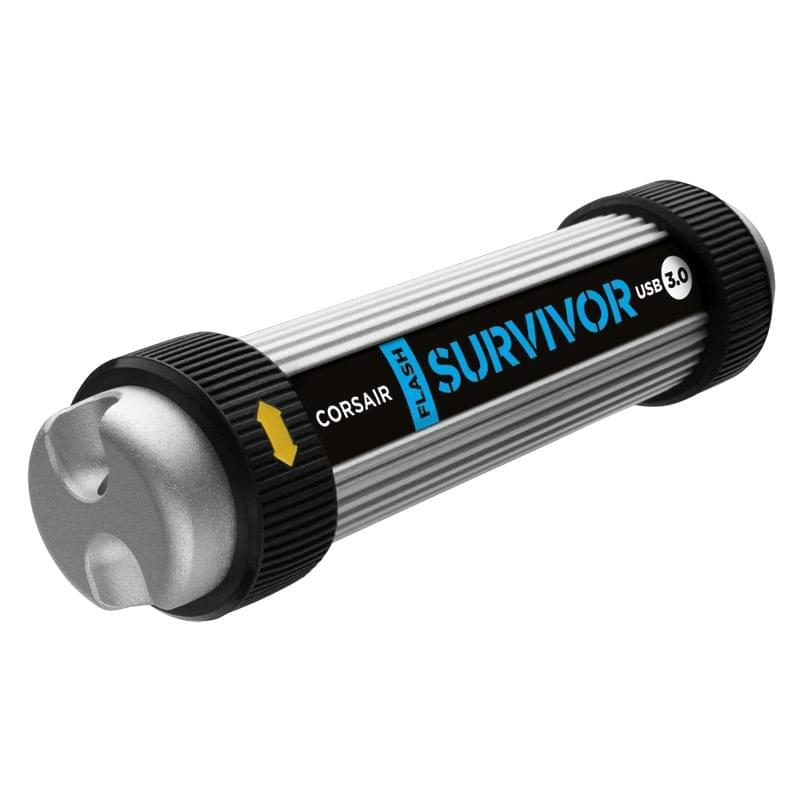 Corsair 32Go USB 3.0 Flash Survivor - Clé USB Corsair - 0