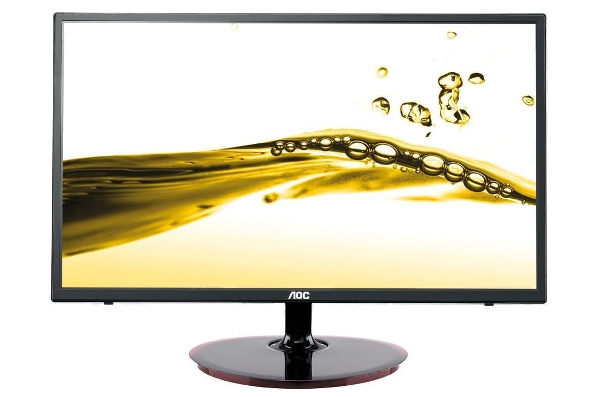 AOC e2461Fwh (E2461FWH) - Achat / Vente Ecran PC sur Cybertek.fr - 0