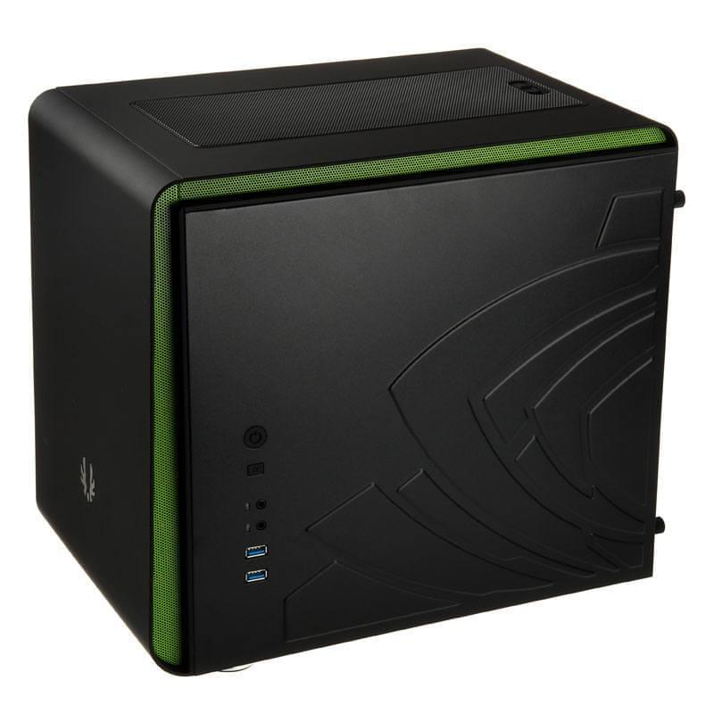 BitFenix Phenom M NVIDIA Black (BFC-PHM-300-KKXKK-NV soldé) - Achat / Vente Boîtier PC sur Cybertek.fr - 0