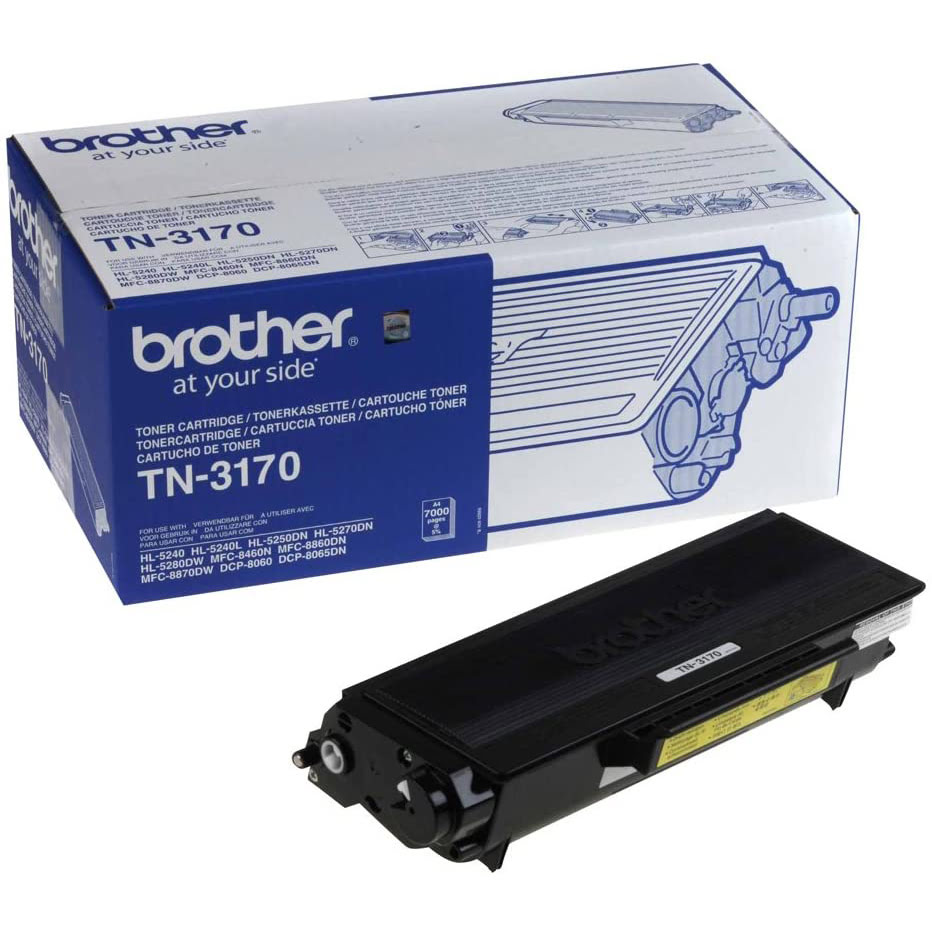 Toner TN-3170 pour imprimante Laser Brother - 0