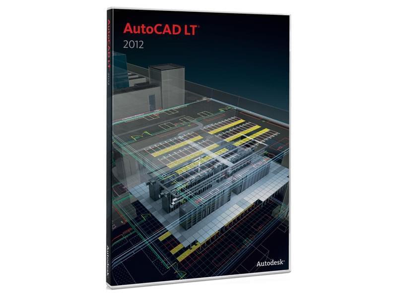 Autodesk Autocad LT 2013 (057E1-AD5111-1001) - Achat / Vente Logiciel application sur Cybertek.fr - 0