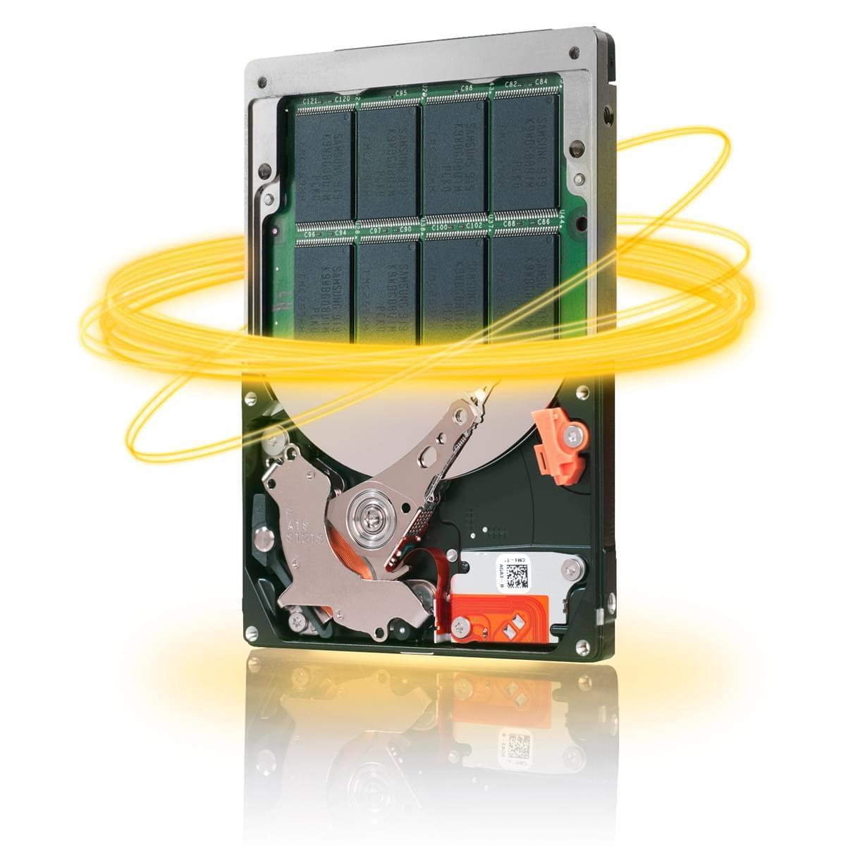 """Seagate 500Go 7200Tr SATA 32Mo Hybrid Momentus XT (ST95005620AS) - Achat / Vente Disque Dur interne 2.5"""" sur Cybertek.fr - 0"""