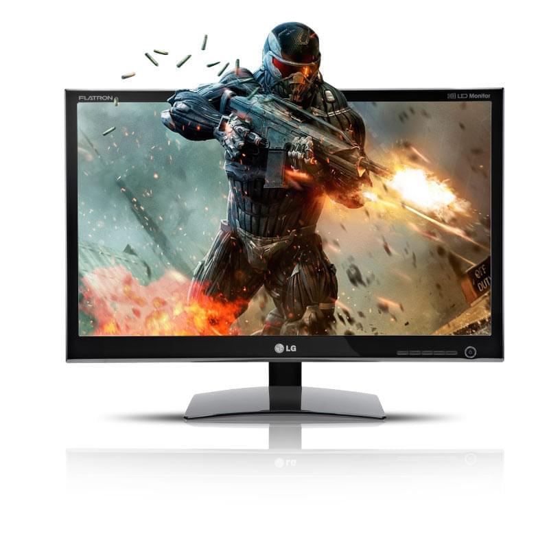 LG D2342P-PN (D2342P-PN) - Achat / Vente Ecran PC sur Cybertek.fr - 0