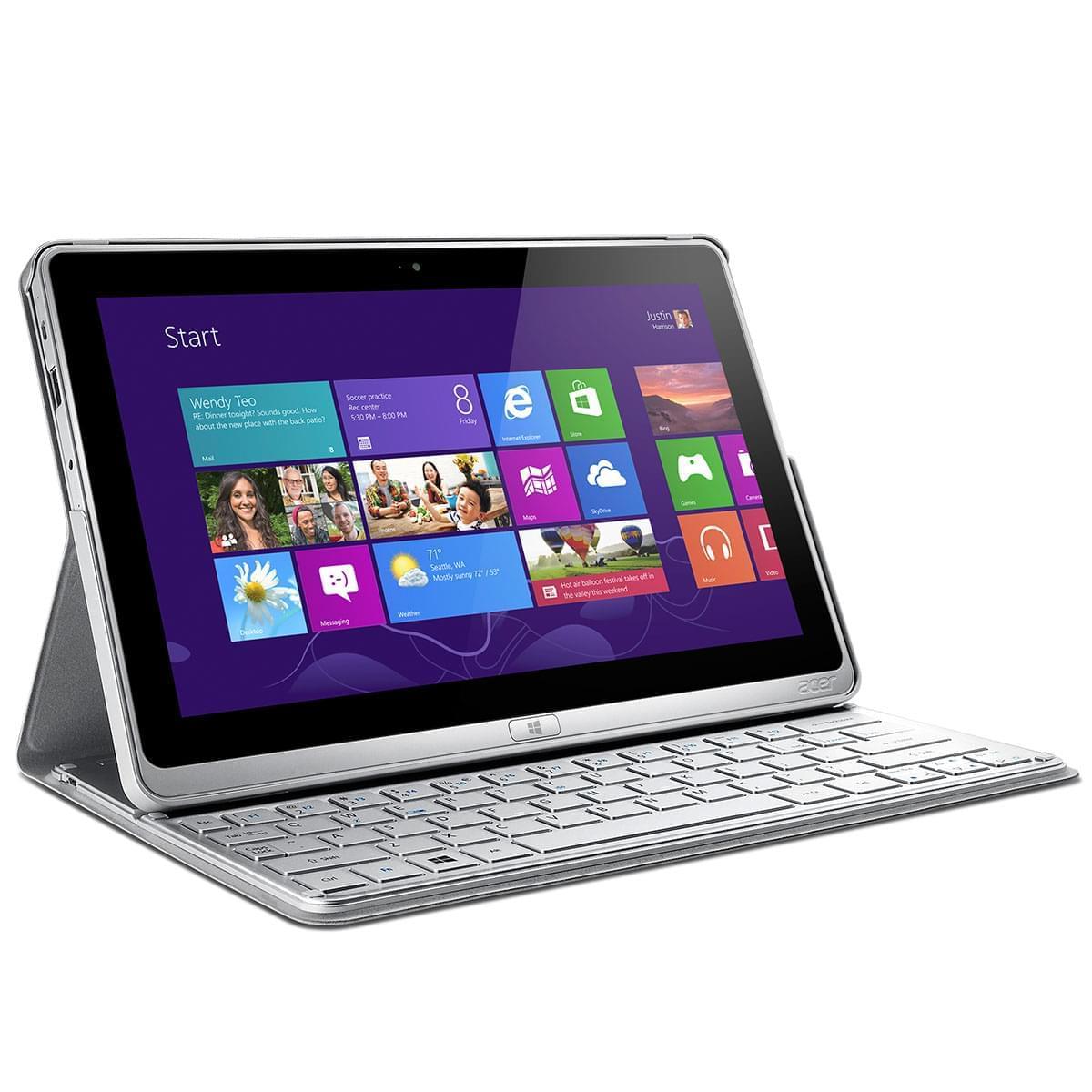 Acer P3-131-21292G06AS (NX.M93EF.002 soldé) - Achat / Vente Tablette Tactile sur Cybertek.fr - 0