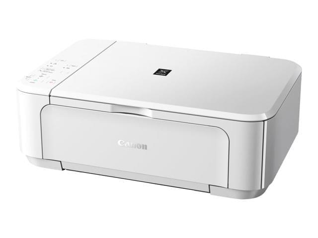 Canon PIXMA MG3550 BLANCHE (8331B025) - Achat / Vente Imprimante multifonction sur Cybertek.fr - 0