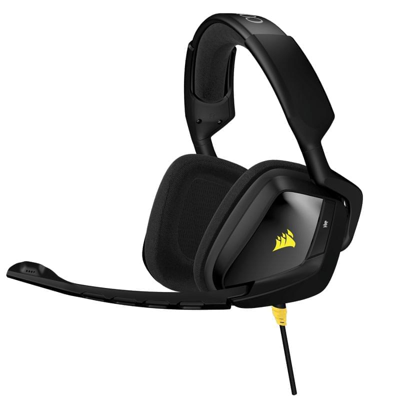 Corsair Gaming VOID Stereo CA-9011131-EU (CA-9011131-EU) - Achat / Vente Micro-casque sur Cybertek.fr - 0