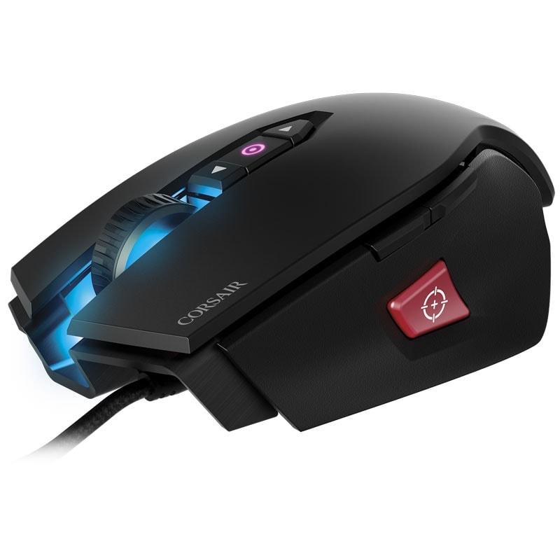 Corsair M65 PRO RGB FPS PC Gaming Mouse Bk. - Souris PC Corsair - 2