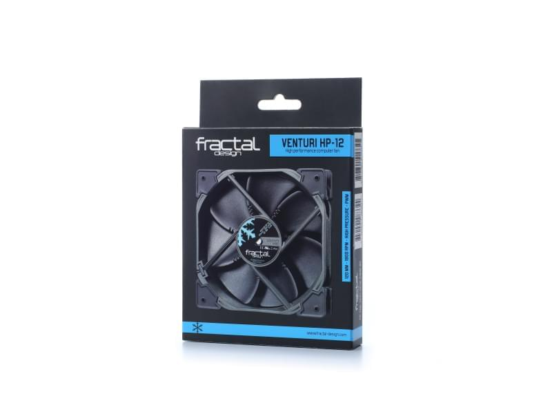 Fractal Design Venturi Series HP-12 PWM - Ventilateur CPU - 0